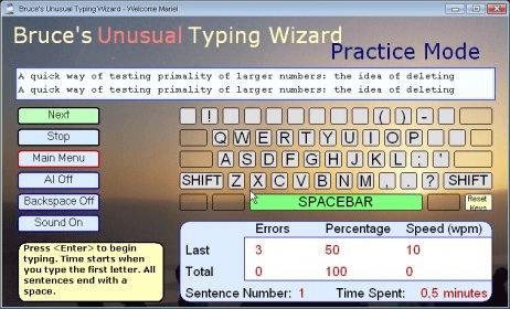 Free Typing Programs