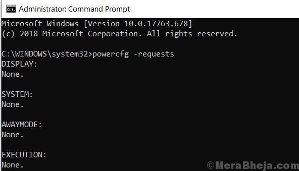 Windows 10 Sleep not working