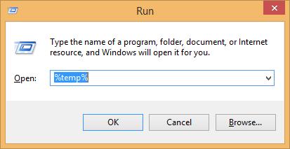 clear cache windows 10