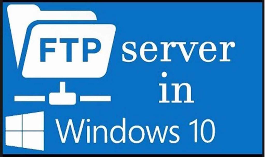 ftp server windows 10