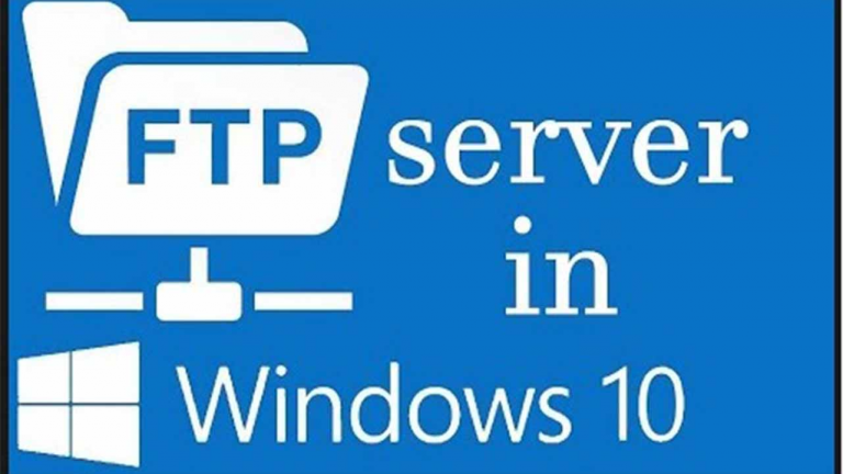 FTP Server in Windows 10-Detailed Instruction On How To Set Up