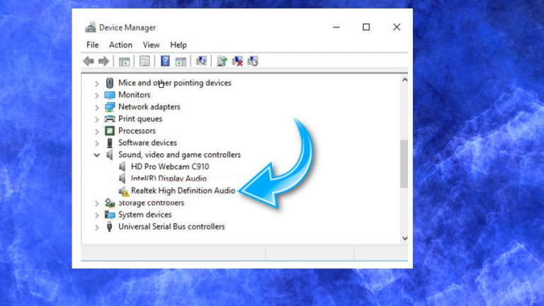 Windows 10 Headphones Not Showing Up In Playback Devices