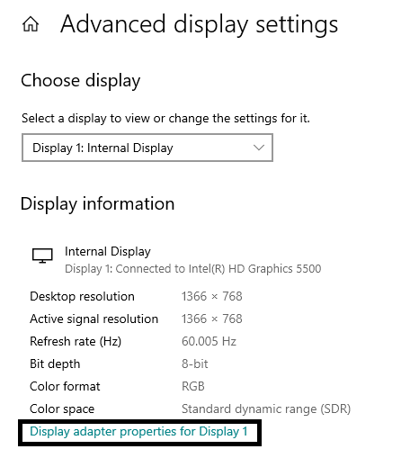 how to fix screen tearing