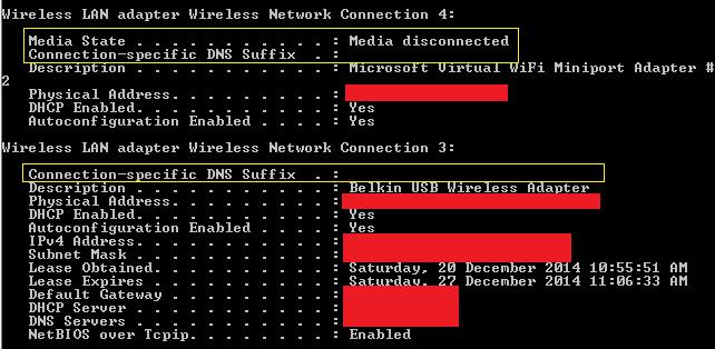 Fix Media disconnected error message