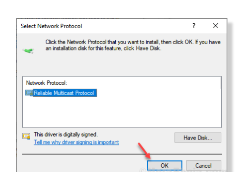 Fix Windows 10 Error code 0x80070035