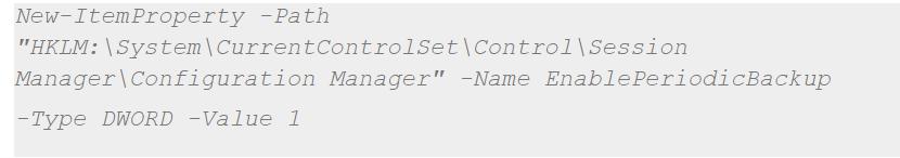 Windows 10 registry repair command prompt
